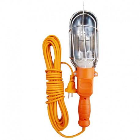 چراغ سیار دستی مکانیکی 220 ولت مدل MS10
